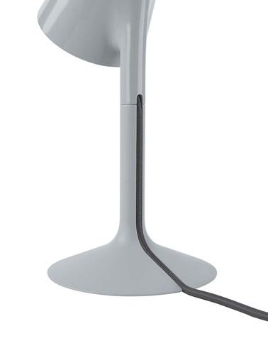Philips Lirio Piculet 43500/35/LI Gri Led Masa Lambası Renkli